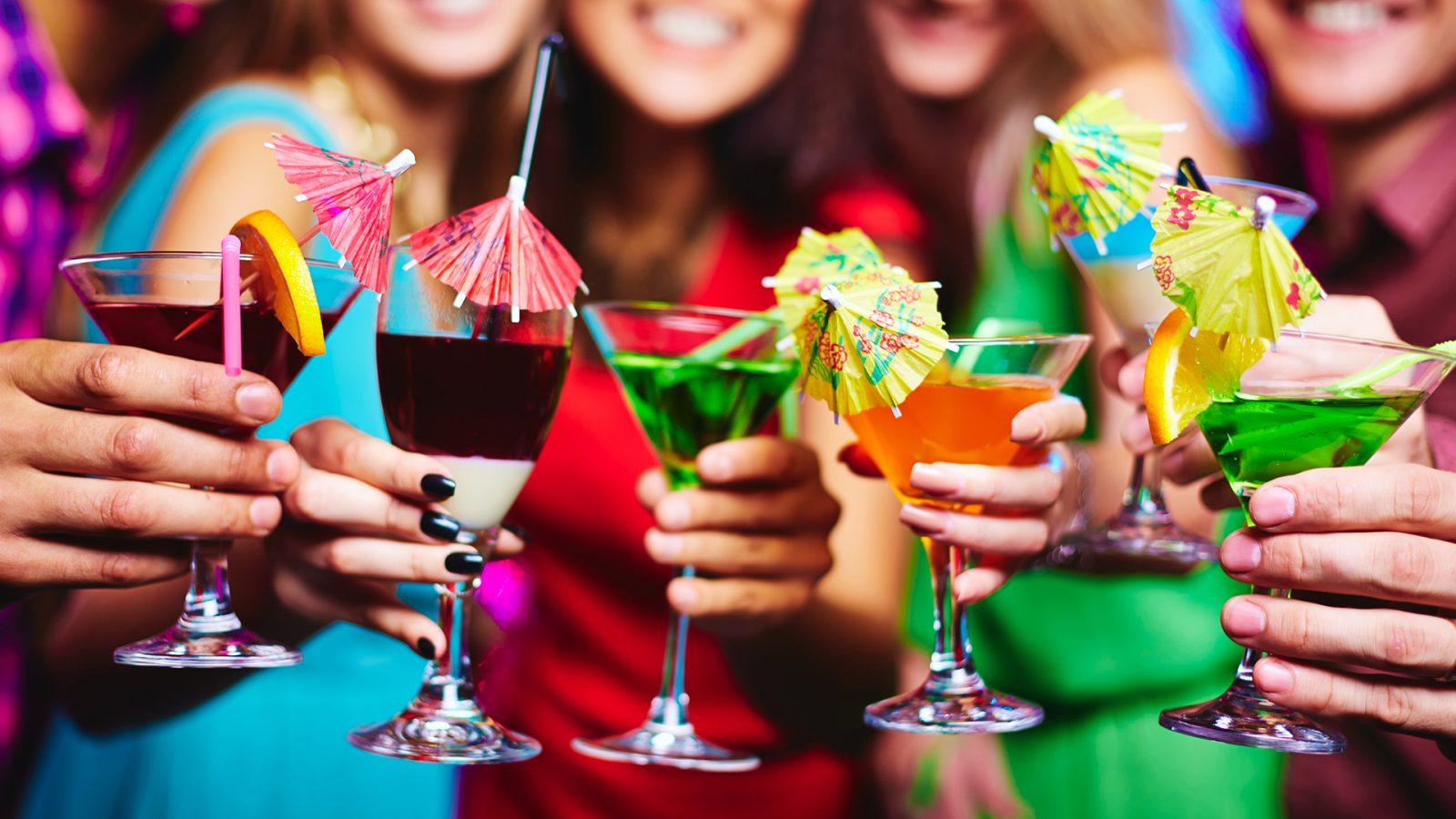 FRYNX Die 5 ausgefallensten Cocktailbars in Wien